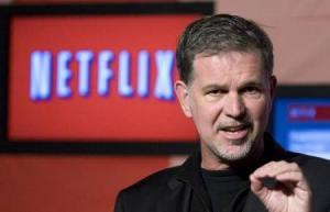 CEO Netflix Reed Hastings (istimewa)