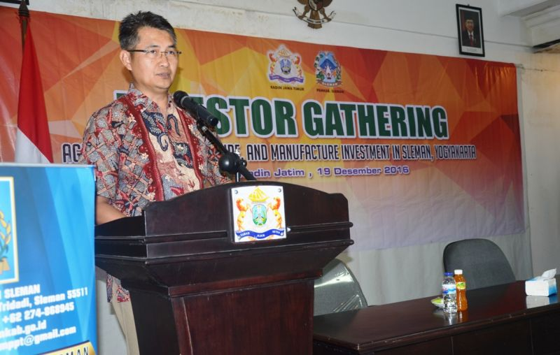 Wakil Ketua Umum Bidang UMKM Kadin Jatim, M. Rizal