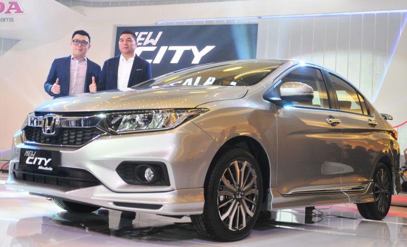 Peluncuran New Honda City di Surabaya (KB/Purna Budi N)