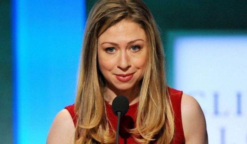 Chelsea Clinton (Istimewa)