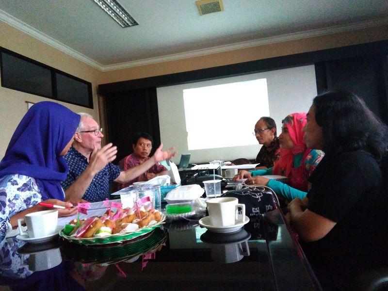 Pertemuan Kadin Jatim dan PUM Netherlands