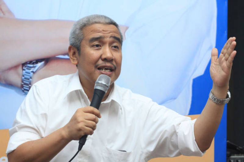Ketua Umum DPP REI, Soelaeman Soemawinata.