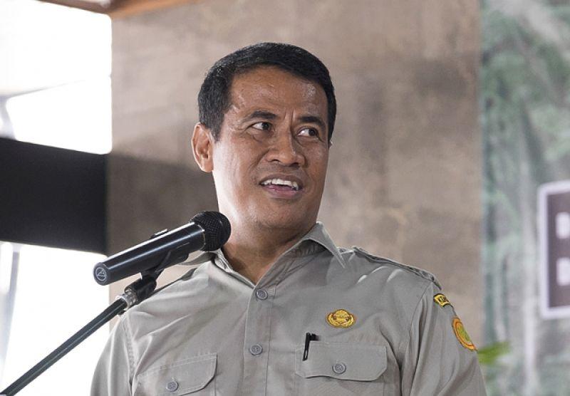 Menteri Pertanian Amran Sulaiman