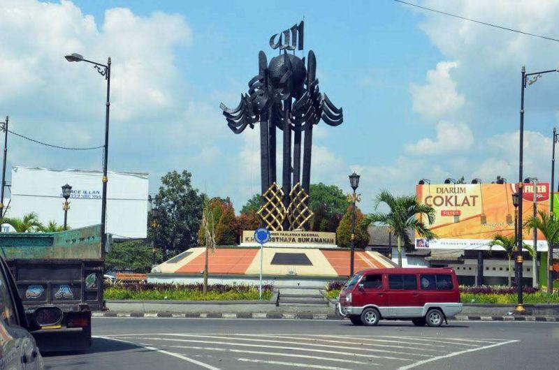 Salah satu ikon Tasikmalaya