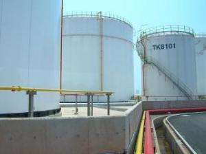 (ilustrasi kilang minyak/istimewa)