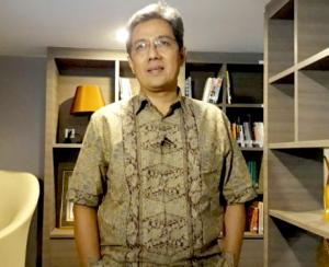 Managing Director Presiden Office Sinar Mas Land, Dhony Rahajoe.