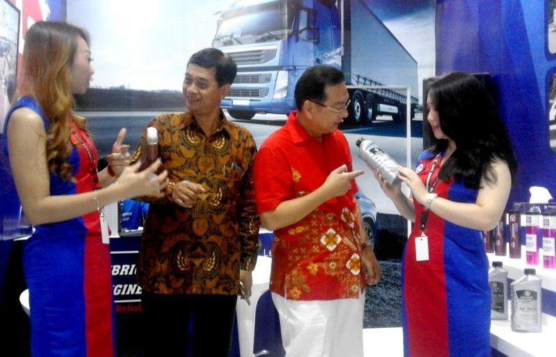 Hadir di GIIAS Surabaya 2018, pelumas LE perkuat pasar otomotif   Otomotif