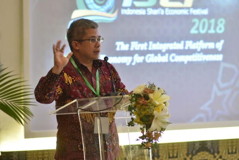 Kepala Perwakilan BI Provinsi Jawa Timur, Difi A. Johansyah.