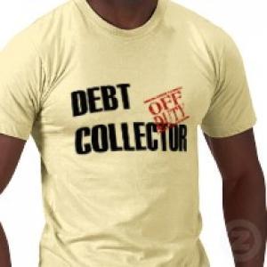 Hasil gambar untuk ilustrasi debt collector