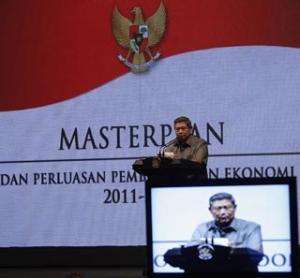 Presiden Susilo Bambang Yudhoyono (dok. Rumgapres)