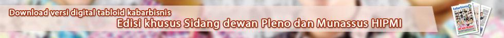 Klik untuk download e-tabloid Edisi Khusus Sidang dewan Pleno dan Munassus HIPMI