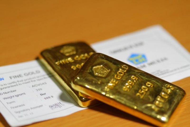 Wow Harga Jual Emas Antam Di Surabaya Tembus Rp600 Ribugram Lain