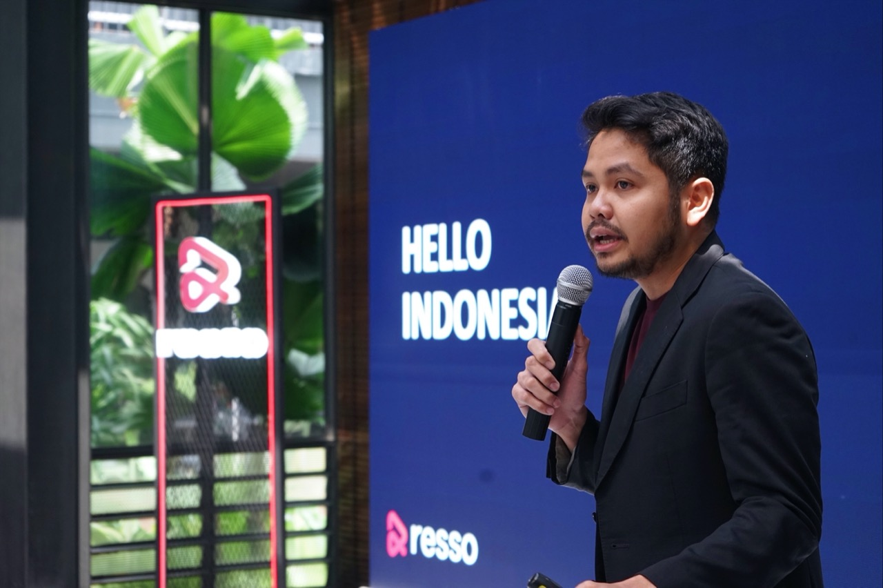 Head of Music and Content, Resso Indonesia, Christo Putra